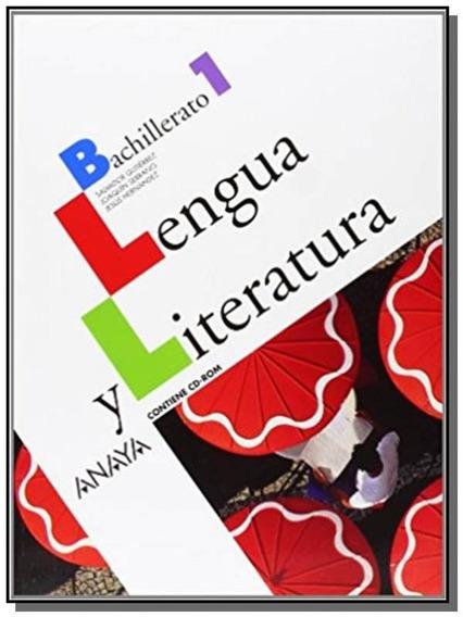 Lengua Y Literatura Bachillerato 1