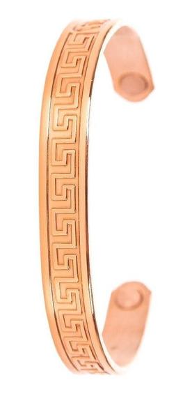Pulseira Importada Sabona Cobre Copper Magnetic 52755 P