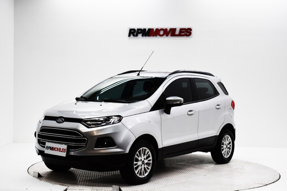 Ford Ecosport Se Plus Mt 2016 Rpm Moviles