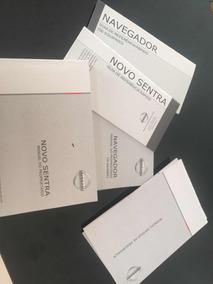 Manual Do Proprietário Completo Nissan Sentra 2014