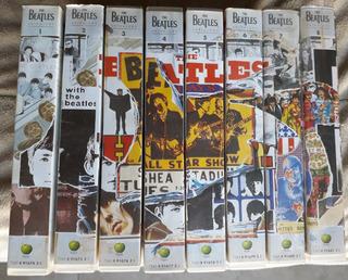 Vhs Beatles Anthology Antologia Completa Ingles Subtitulos