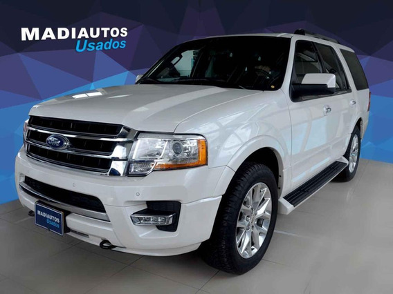 Ford Expedition Limited 3.5 Automatica Wagon 4x4 Gasolina 7