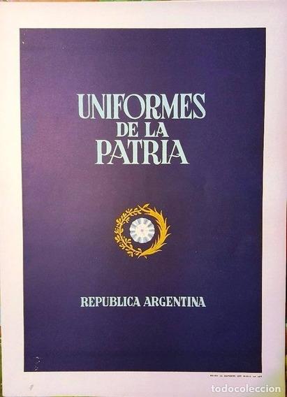 Uniformes De La Patria Marenco Firmado