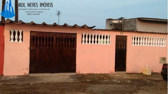 2929-linda Casa Em Mongaguá! Contrato De Compra E Venda