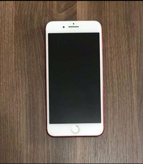 Celular iPhone 7 Plus Red 128gb
