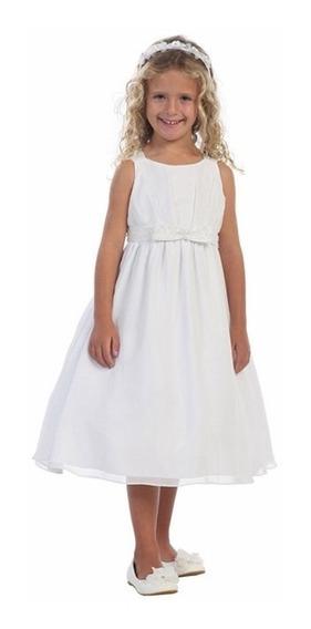 Vestidos De Niñas Primera Comunión Cortos Nuevos Y Baratos