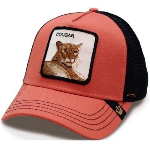 Gorra Goorin Bros Pink Cougar - A Pedido_exkarg