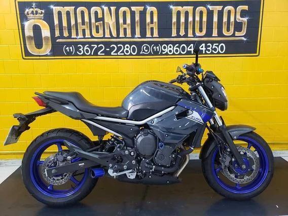 Yamaha Xj6 N Cinza - 2015 - Km 23. 000 - .