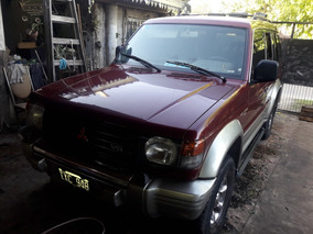 Mitsubishi Montero 3.5 Semi High V6 At 1997