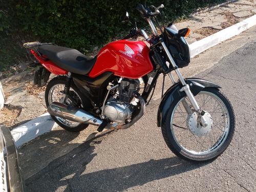 Imagem 1 de 9 de Honda  Cg125i