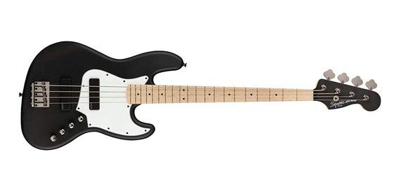 Ftm Bajo Electrico Squier Contemporary Jazz Bass Flatblack