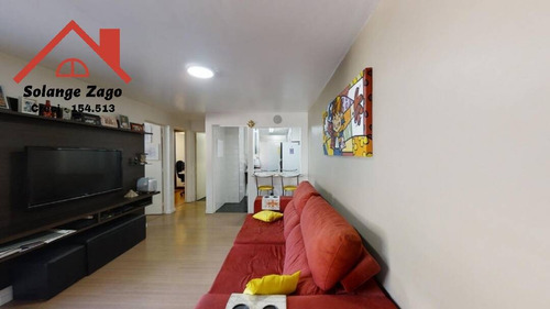 Lindo Apartamento No Jardim Ingá - 2 Dorms - 54 Mts - 1742