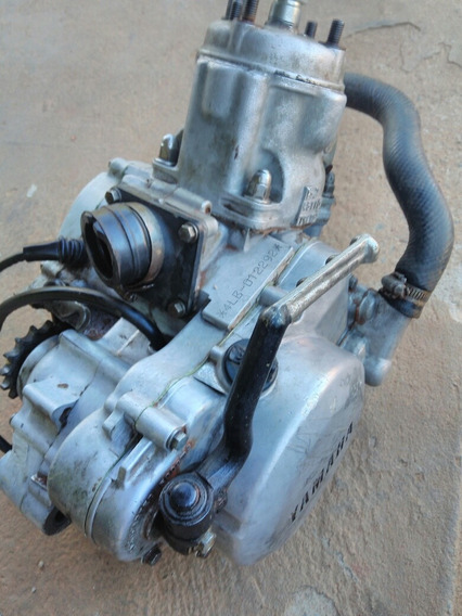 Motor Yz 80/85 2001 Usado Para Tirar Peças (ou Arrumar)