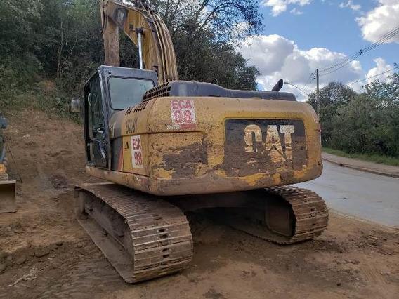 Escavadeira Hidráulica Caterpillar 320 D2l Ano 2014