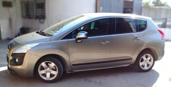 Peugeot 3008 Premium Año 2011