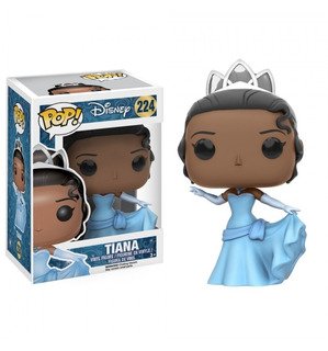 Funko Pop Tiana 224 Disney Muñeco Original
