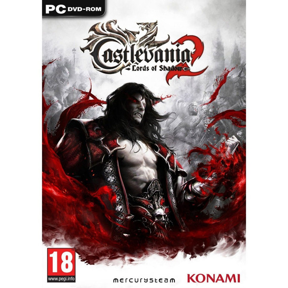 Castlevania: Lords Of Shadow 2 Pc Completo