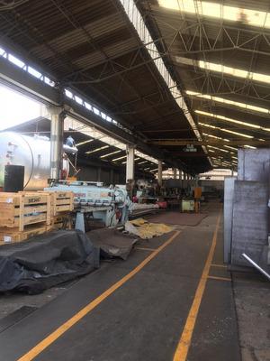 Nave Industrial En Venta. Av. Tlahuac