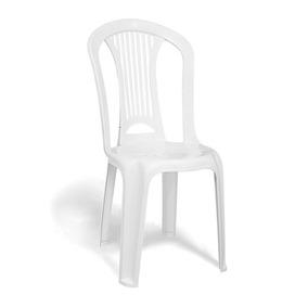 Cadeira Riviera, Tramontina, Branca