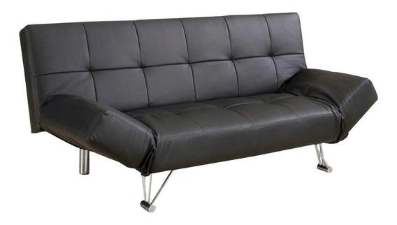 Sofa Cama Apoyabrazos Sillon Reclinable 2 Posiciones 184 Cm