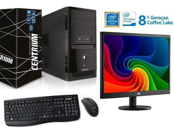 Computador Desktop Centrium G5400 3.7ghz