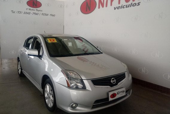 Nissan Sentra 2.0 Sr 16v Flex 4p Manual