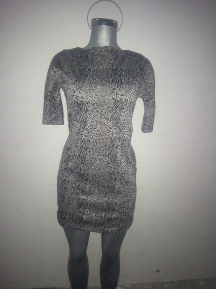 Vestido Dama Plata