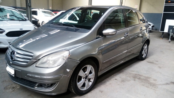 Mercedes Benz B200 - No Chocado - Con Detalles
