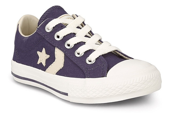 Zapatilla Converse Star Player Violeta