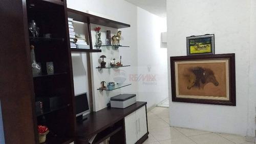 Imagem 1 de 20 de Casa Duplex Em Condominio - Ca0405
