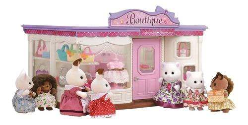 Sylvanian Family Boutique Con Figura 5234sy