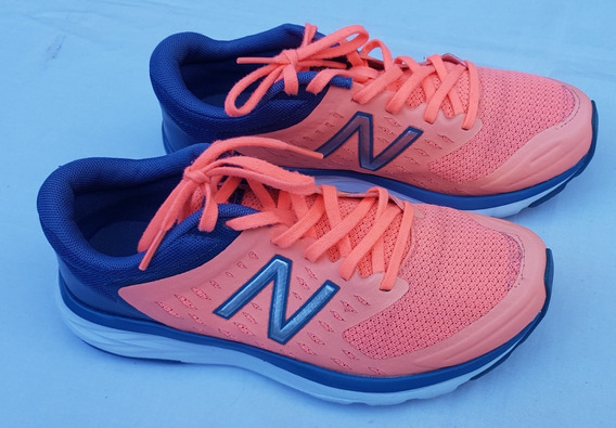Zapatillas New Balance W490cf5 T 36,5 Ar Running Todosale