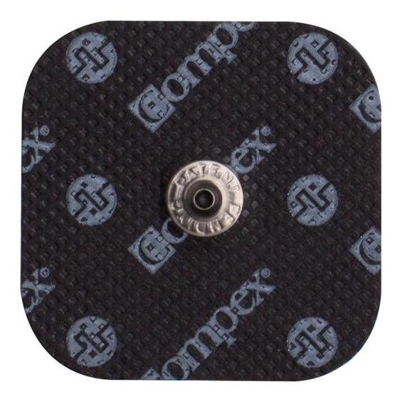 Kit 4 Eletrodos Adesivo Compex 5 X 5 Cm - Pronta Entrega