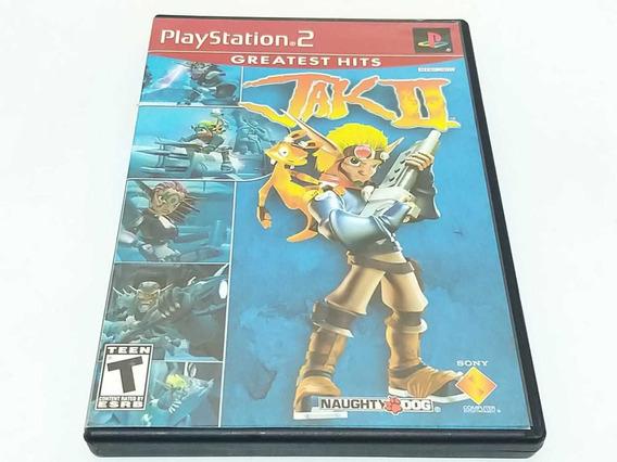 Jak Ii 2 Original Completo Playstation 2 Ps2