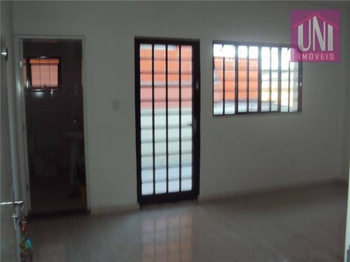 Sala Para Alugar, 30 M² Por R$ 980,00/mês - Utinga - Santo André/sp - Sa0009