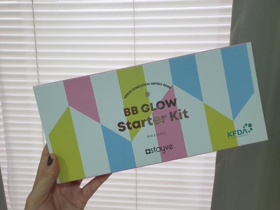 Kit Starter Bb Glow Stayve. Pronta Entrega