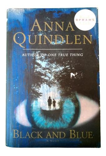 Livro Black And Blue Anna Quindlen