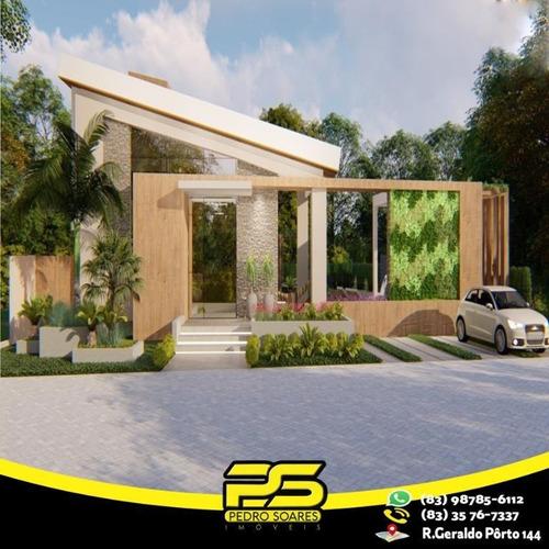 Casa Com 3 Dormitórios À Venda, 200 M² Por R$ 600.000,00 - Bananeiras - Bananeiras/pb - Ca0493