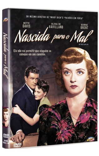 Dvd Nascida Para O Mal - Classicline - Bonellihq P20