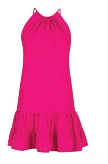 Vestido Fiusha 18-103 Rinna Primavera-verano 2020