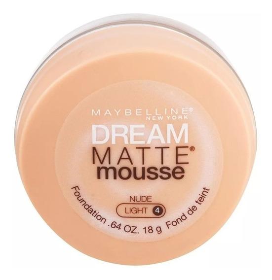 Base Maybelline Dream Matte Mousse
