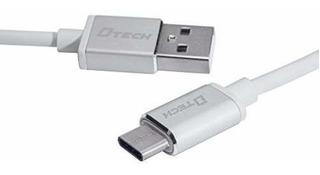 Dtech Usb Tipo C Cable Usb De 3 Pies C A Usb Para Cable De S