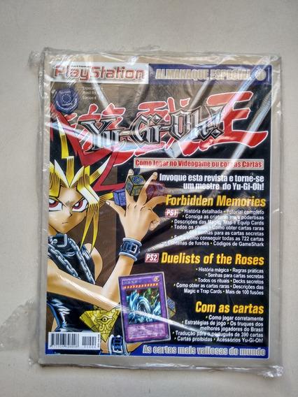 Revista Playstation 4 Lacrada De Banca Yu-gi-oh! Regras D358