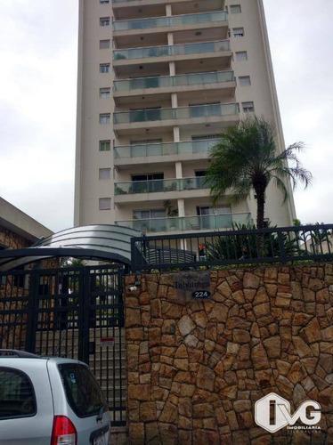 Apartamento Com 3 Dormitórios À Venda, 125 M² Por R$ 1.000.000,00 - Vila Moreira - Guarulhos/sp - Ap1967