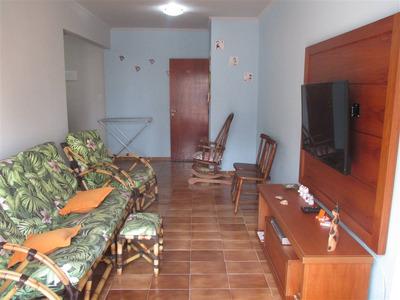 Apartamento Em Vila Tupi, Praia Grande/sp De 85m² 2 Quartos À Venda Por R$ 265.000,00 - Ap188933