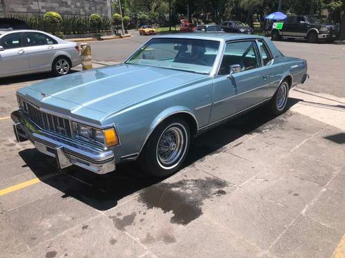 Chevrolet Caprice Classic 2 Puertas 1979