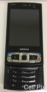 Nokia N95 - Desbloqueado - 5mp, Mp3, Gps, Wi-fi - Usado