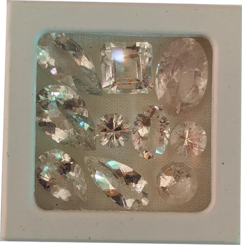 Pedras Preciosa Joia, 100% Natural 10