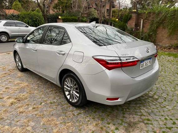 Toyota Corolla 1.8 Xei Mt 140cv 2017 Unica Mano. Financio!.