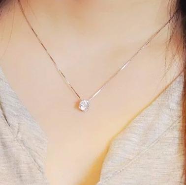 Cordão,colar,corrente,45cm 18k+ Pingente Ouro 18k Ponto Luz